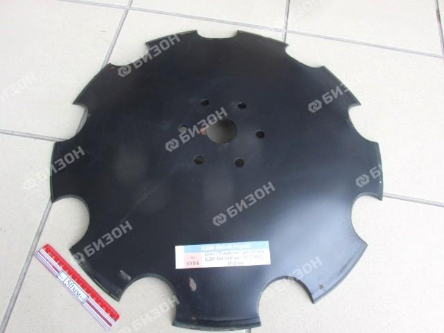 """Диск (""""Ромашка"""") дискатора БДМ 4х4 S=6 мм (00.01.605) Италия"""