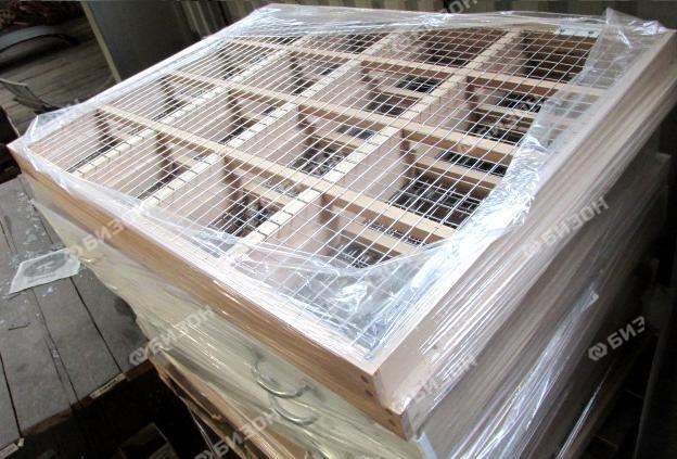 Комплект ситовых рамок (750*1000мм)
