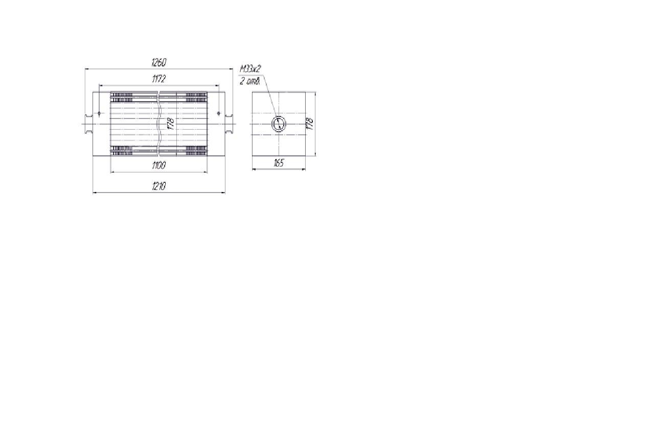 Радиатор масляный (двиг.) (КЗС-10К,1218) ПАЛЕССЕ