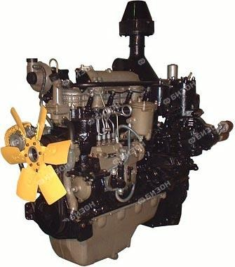 Двигатель Д-245-06, МТЗ-1005, 1025 (ММЗ)