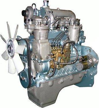 """Двигатель Д-245 без генератора (ЗиЛ-5301 """"Бычок"""") ММЗ (105 л.с.)"""