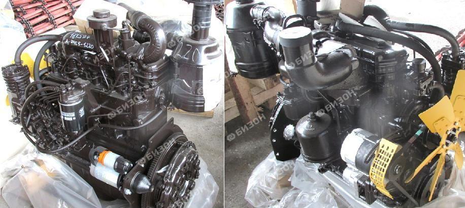 Двигатель Д-245.5-1220, МТЗ-890,-892,-950,-952 (ММЗ)