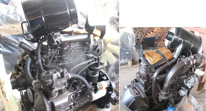 Двигатель Д-245, 136 л.с., переоборудование Зил-130 (ММЗ)