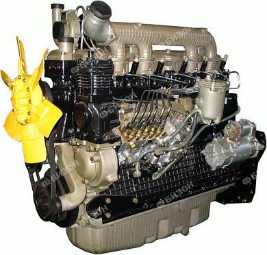 Двигатель Д-260, МТЗ-1221, 130 л.с. без стартера (ММЗ)
