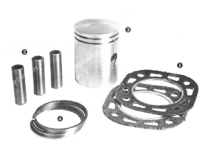 Поршень пуск. двигателя (Р2)