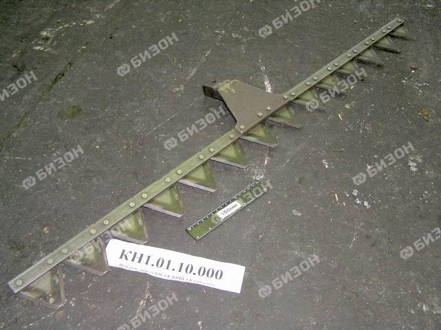 Нож реж. апп-та КН-1,8, КНШ-1,8 в сб. с головкой