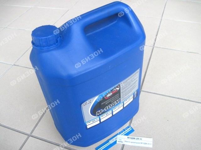 Масло моторное (минерал.) SAE 30 (API CD) V=20 л (SibTrol/WEZZER)