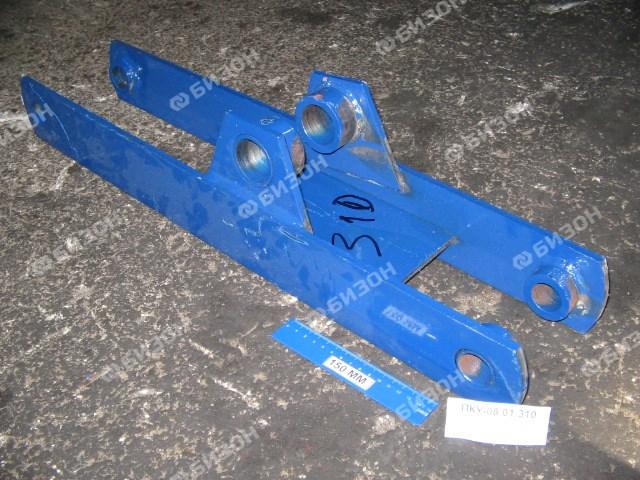 Кронштейн устройства подъемного ПКУ-08