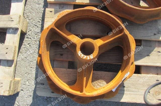 Диск кольчатый (Ф460мм) литье (чугун) внутр ф60мм
