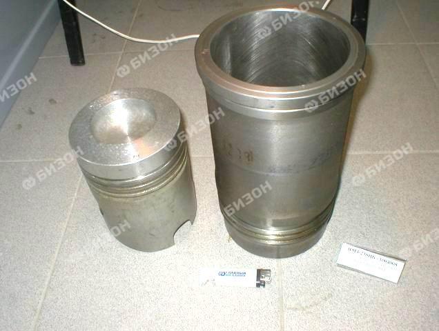 Поршнекомплект ЯМЗ-238НБ (Г + П + П.К + Р.К.) СТАПРИ