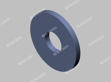Шайба 13х37х3 (A13 DIN9021)(Герингофф)
