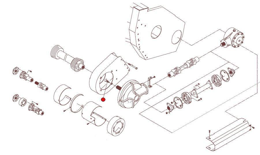 Болт М12х25 DIN933 (Герингофф)