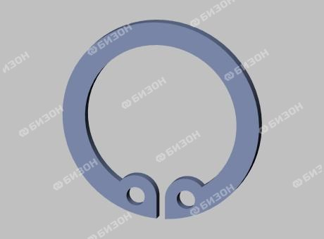 Кольцо стопорное А-40х1,75 DIN472 (отв.) (Герингофф)