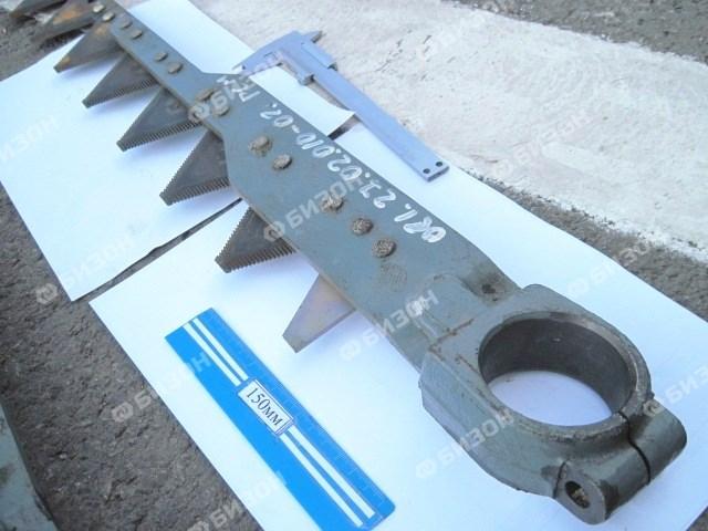 Нож реж. апп-та (под стальное кольцо) (УЖ-6м с 2010г) Шумахер
