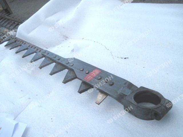 Нож реж. апп-та (под пластмасс. вкладыш) (УЖ-6м, с 2006 по 2010г) Шумахер (Симферопольсельмаш)