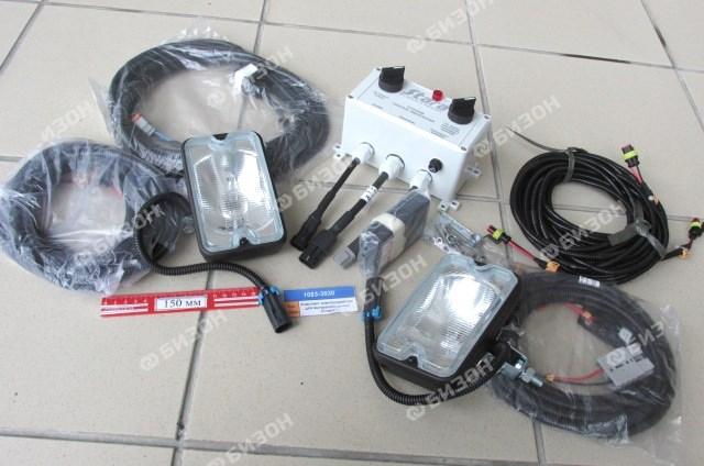 Комплект электропривода для выгрузного шнека (Reboke Стара)