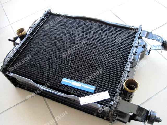 Радиатор водяной Д-260, МТЗ-1221 (5-ти рядный)