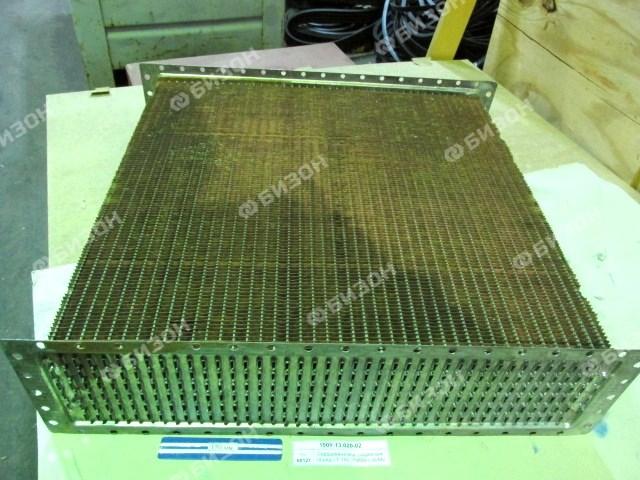Сердцевина вод. радиатора Т-150, ХТЗ-17221 с ЯМЗ , НИВА с Д-442 (6-ряд.) (БМЗ)