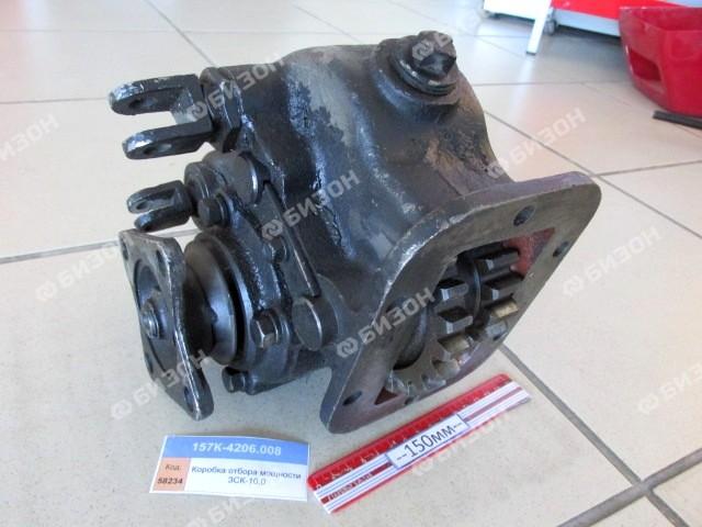 Коробка отбора мощности ЗСК-10,0