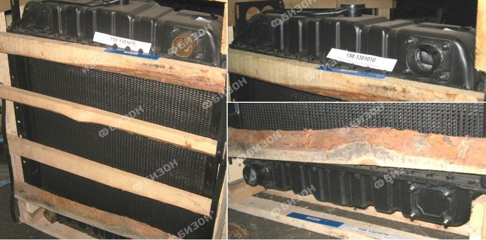 Радиатор водяной Д-260, 5-рядный НИВА-Эффект