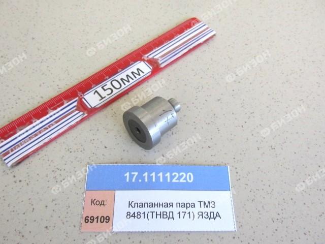 Клапанная пара ТМЗ 8481(ТНВД 171) ЯЗДА