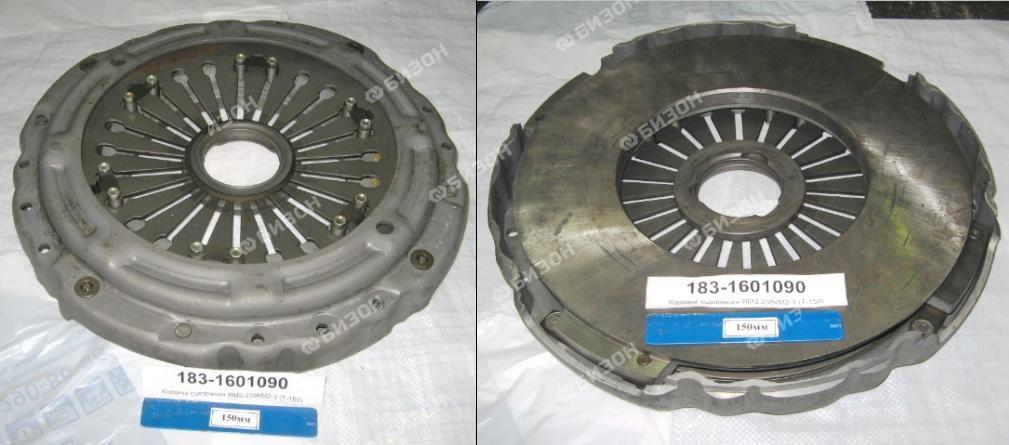 Корзина сцепления ЯМЗ-238КМ2-3 (Т-150)