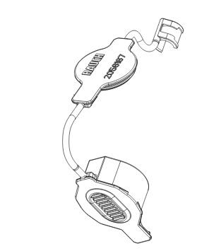 Колпачок защитный электроразъёма (Раух)