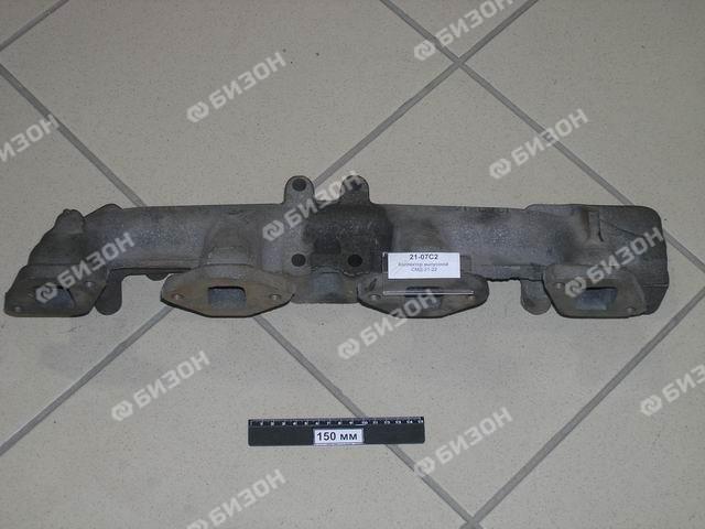 Коллектор выпускной СМД-21-22 (4-шпил.)