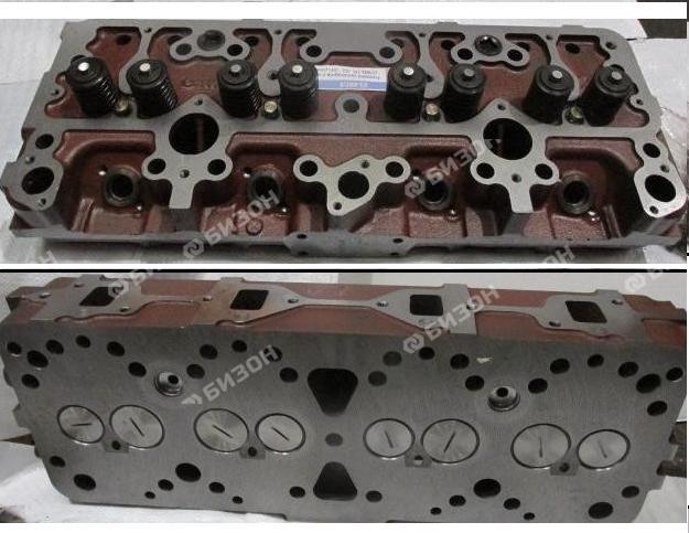 Головка цилиндров с клап. (с компл. шпилек) (СМД-18, -23, -24) (новая)