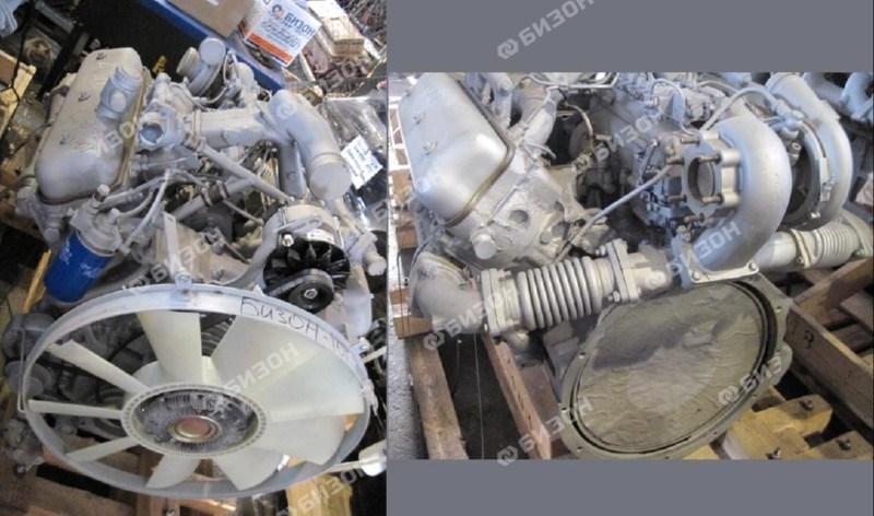 Двигатель ЯМЗ-236БК-3 (Акрос-530)