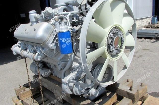 Двигатель ЯМЗ-236БК-4 (Акрос-530)