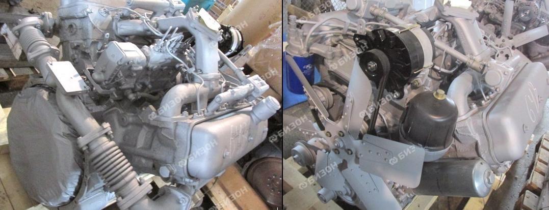 Двигатель ЯМЗ-236Д-3 (Т-150К-09; ХТЗ-17221 после 2004г.)