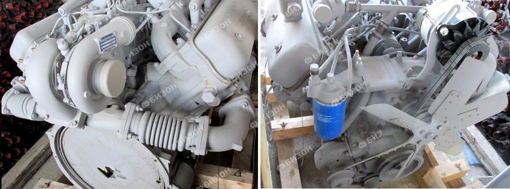 Двигатель ЯМЗ-236НД-4 (Вектор-410)