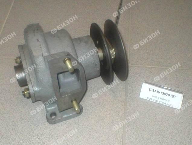 Насос водяной ЯМЗ-238АК, ДК (Д-680, Д-1500Б)