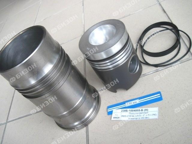 Поршнекомплект ЯМЗ-238НД-3(4,5) (с 09.08г) (Г + П + РК) Новатор