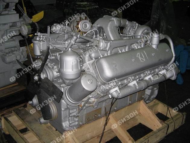 Двигатель ЯМЗ-238НД-3 (К-700А) старт., генерат., ТКР