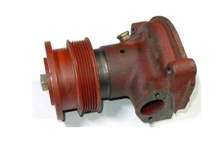Насос водяной Д-245.35 (ремень поликлин., под теплообмен.) МАЗ-4370, ГАЗ-3309, ПАЗ (БЗА)