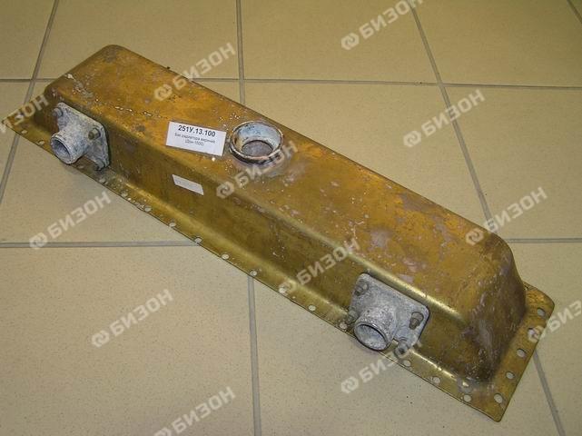 Бак радиатора верхний ДОН-1500/1500Б