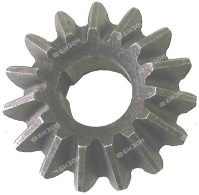 Колесо (z=15) коническое вала привода очистки оберток (КСКУ-6АС)