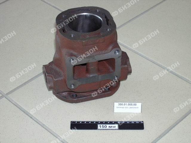 Цилиндр пускового двигателя
