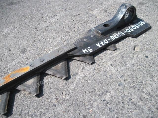 Нож реж. апп-та (под подшип. ШС-25) Д-1500Б (ЖУ-8,6м)