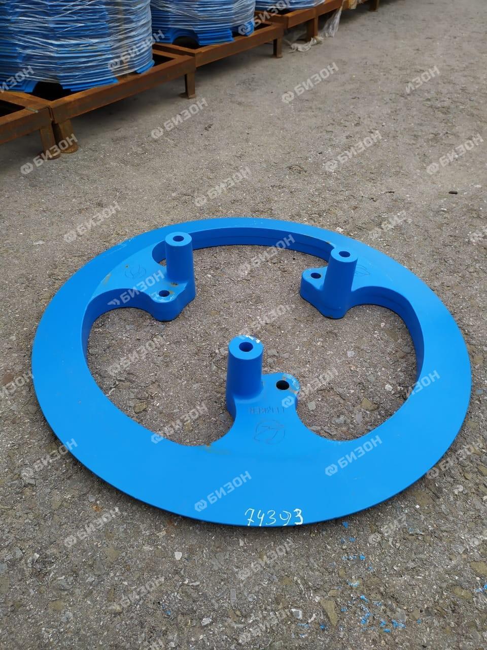 Кольцо почвоуплотнителя 700x125LKR320/30grd (ВариоПак Лемкен)