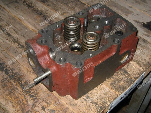 Головка цилиндров с клап. (А-01, А-41, Д-440) (индивидуальная)