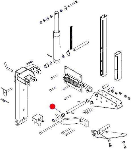 Втулка D=27, d=20, L=17 крепл. рамки прикатыв. V-образных колёс (Матермак)