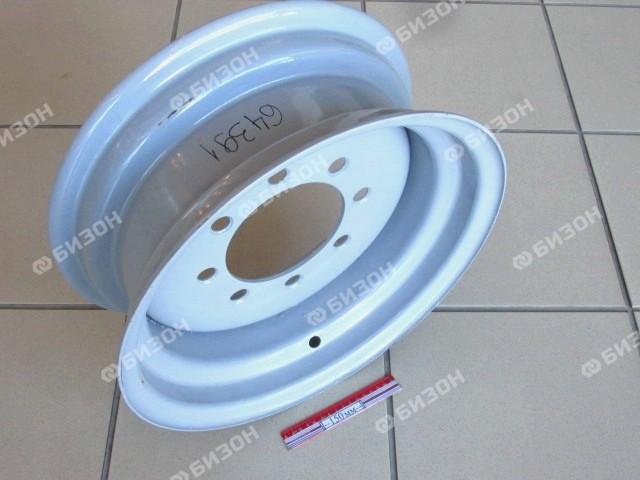 Диск колеса 2ПТС-4 (8 шпилек) (БЗТДиА)