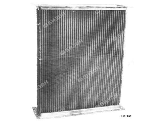 Сердцевина вод. радиатора Д-240 МТЗ (БМЗ)