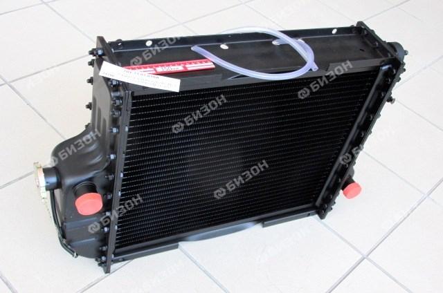 Радиатор водяной Д-240, МТЗ, Т-70