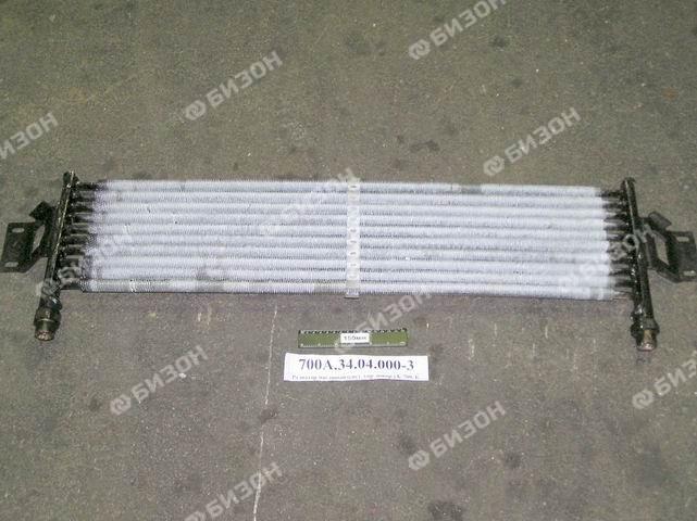 Радиатор масляный К-700, К-701, К-744 (сист. упр. повор.)