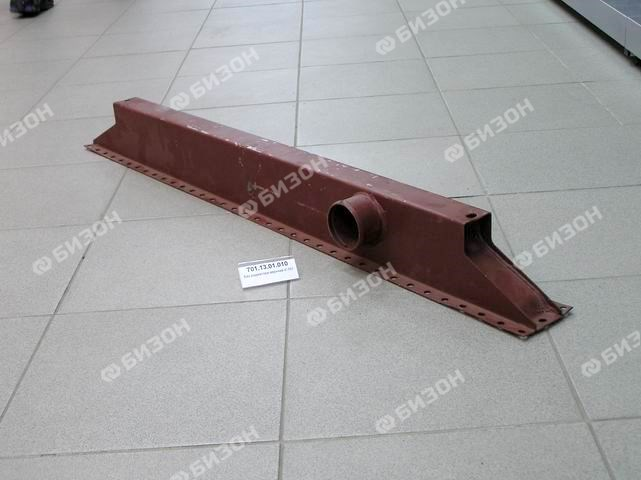 Бак радиатора нижний К-701