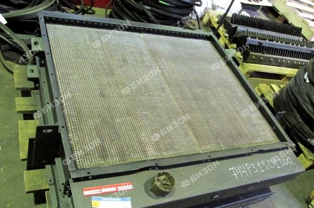 Радиатор водяной К-744Р2Ст/Р3Ст/Р4ст ( до 2008г)